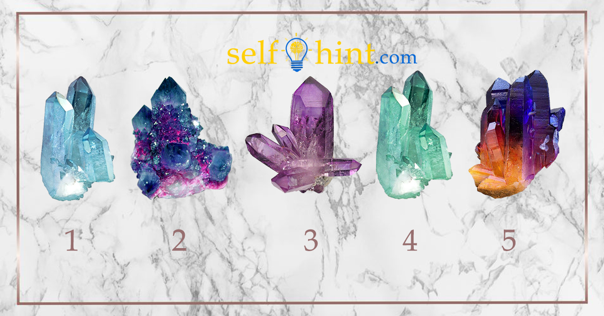 Pick a Crystal to Find Out Your Reading