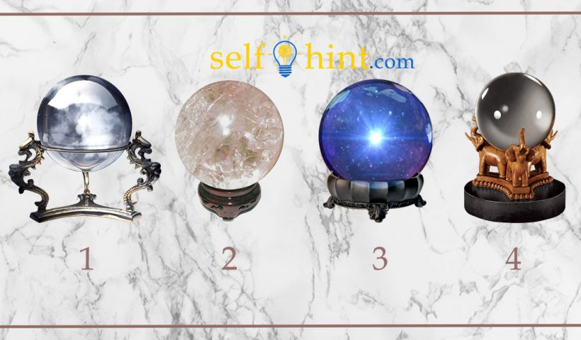 Pick a Magic Ball to Reveal a True Psychic Reading
