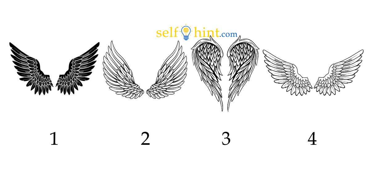 Pick a Wings To Get a Psychic Prediction