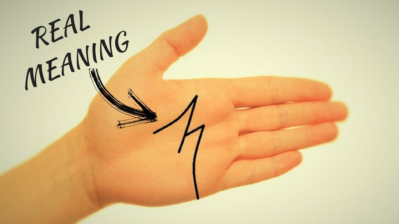 """Find Out the Meaning of Each of your """"M"""" Letters on Your Palms"""